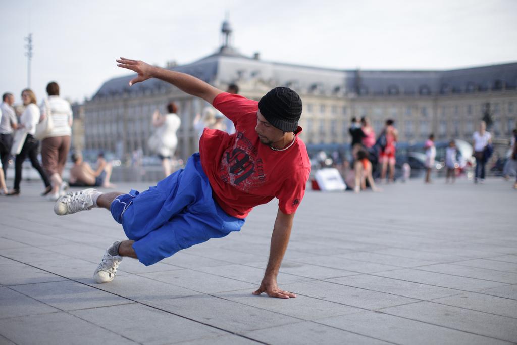 Stiluri de dans Street dance Galati