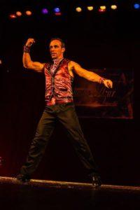 Coregraf Anton Mihai, Instructor de dans