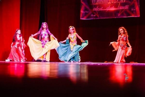 Cursuri de dans oriental copii