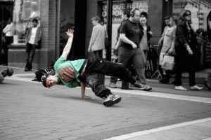 Stil de dans Hip Hop